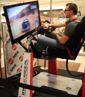 Formel1 – simulator